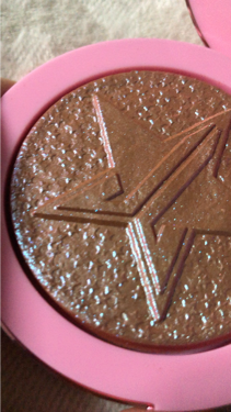 Jeffree star supreme frost/Jeffree Star Cosmetics/パウダーアイシャドウを使ったクチコミ(3枚目)