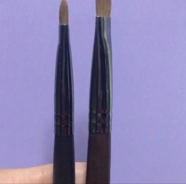 Ebony 26/Ancci brush/メイクブラシを使ったクチコミ(2枚目)