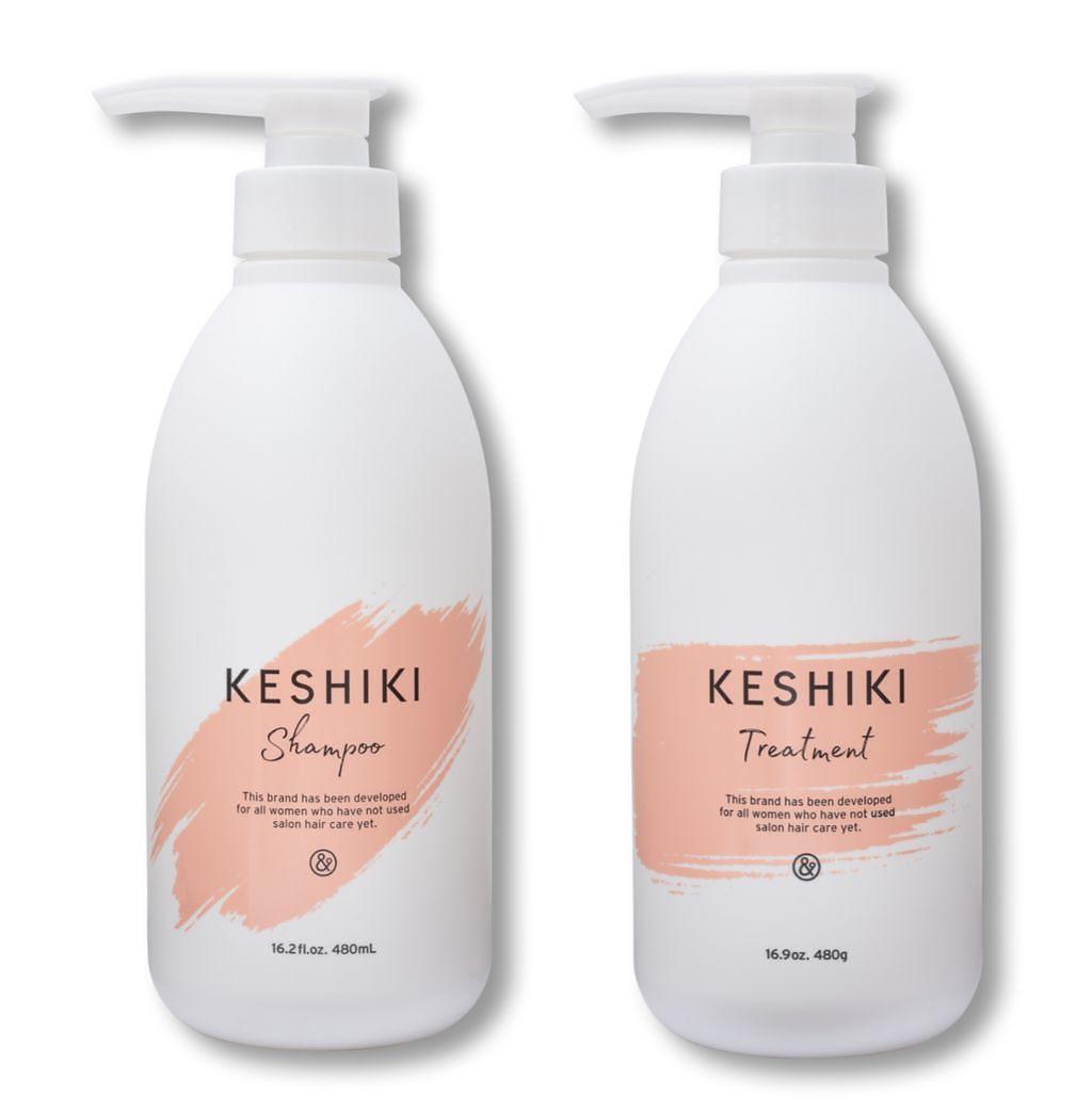 KESHIKI ケシキ  シャンプー/ケシキ  ヘアトリートメント