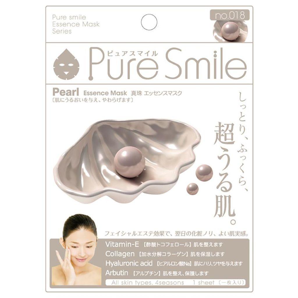 真珠エキス Pure Smile