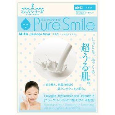 ミルクエッセンスマスク / Pure Smile