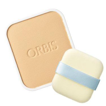 ORBIS クリアパウダーファンデーション リフィル(専用パフ付)