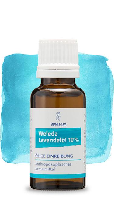 WELEDA ラベンダーナイトオイル