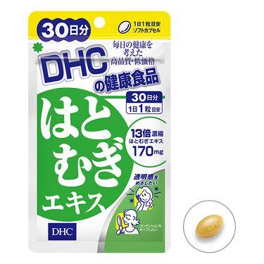 はとむぎエキス / DHC