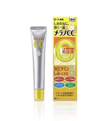 薬用 しみ 集中対策 美容液 / メンソレータム メラノCC