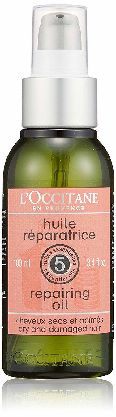 L'OCCITANE ファイブハーブス リペアリングヘアオイル