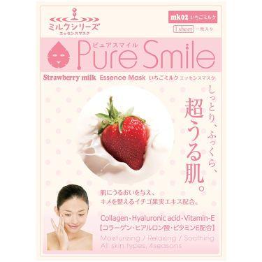 ミルクシリーズ いちごミルク / Pure Smile