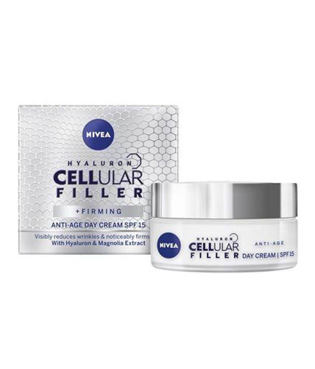 Hyaluron Cellular Filler Day Cream (Anti-age) / ニベアのリアルな ...
