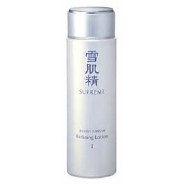 化粧水 I / 雪肌精シュープレム