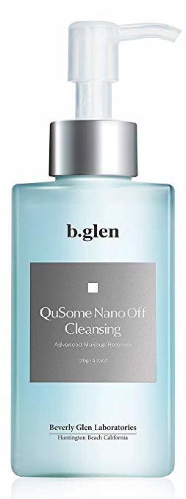 b.glen(ビーグレン) QuSomeナノオフクレンジング