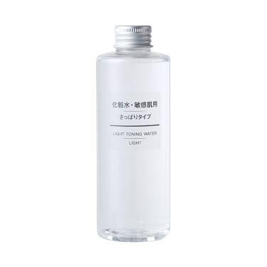 化粧水・敏感肌用・さっぱりタイプ / 無印良品