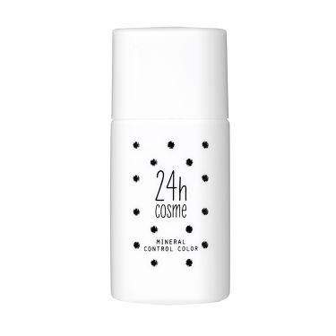 24 ミネラルコントロールベースカラー / 24h cosme