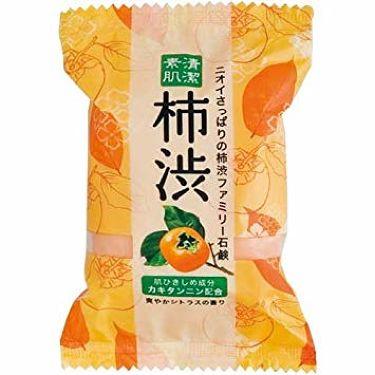 柿渋ファミリー石鹸 / ペリカン石鹸
