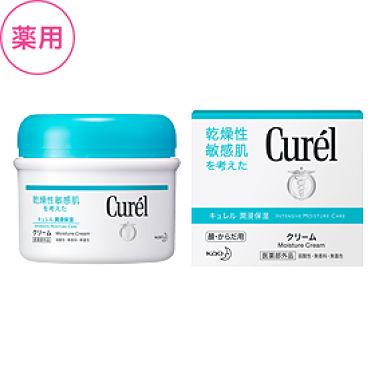 キュレル潤浸保湿クリーム / Curel