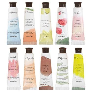 イニスフリー Jeju life perfumed hand cream
