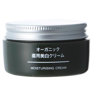 無印良品 オーガニック薬用美白クリーム(新)