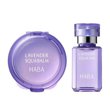 2018/7/24(最新発売日:2019/7/24)発売 HABA ラベンダースクワラン&ラベンダー海の宝石セット
