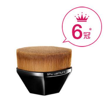 shu uemura ペタル 55 ファンデーション ブラシ