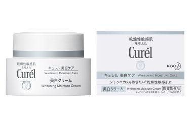 美白クリーム / Curel