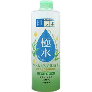極水 ハトムギVC化粧水 / 肌ラボ