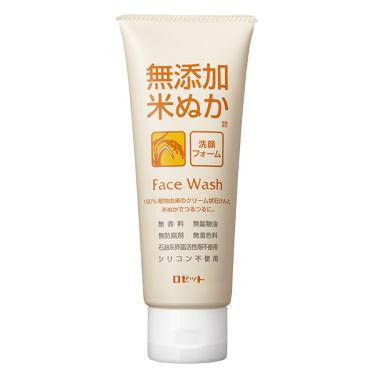 無添加米ぬか洗顔フォーム / ロゼット
