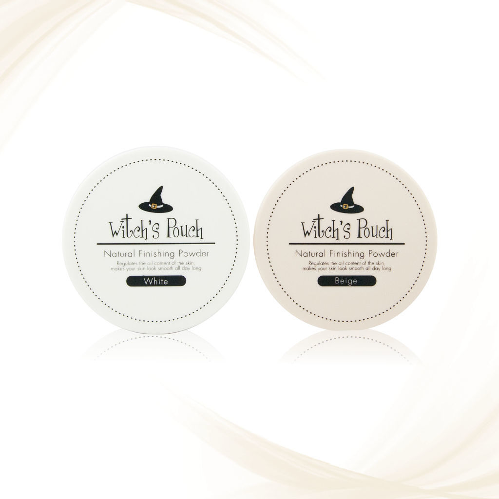 Witch's Pouch(ウィッチズポーチ) Natural Finishing Powder