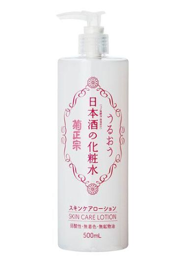 日本酒の化粧水 / 菊正宗