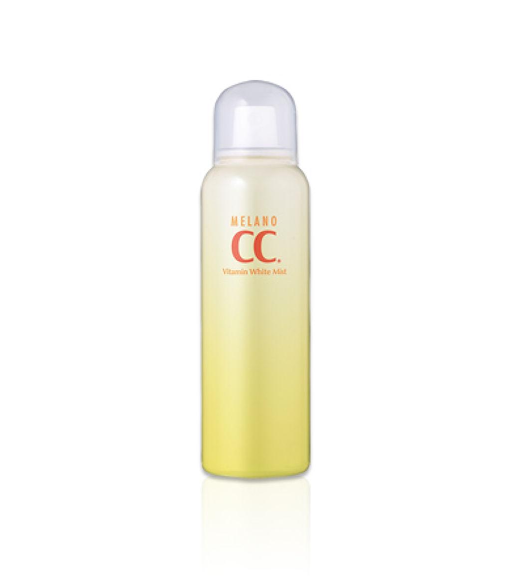 薬用しみ対策 美白ミスト化粧水 メンソレータム メラノCC