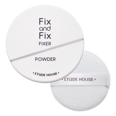 ETUDE HOUSE フィックス&フィックス パウダーフィクサー