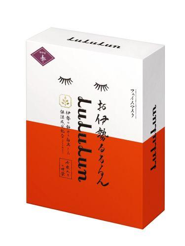 お伊勢ルルルン(木々の香り)(4袋入り) / ルルルン