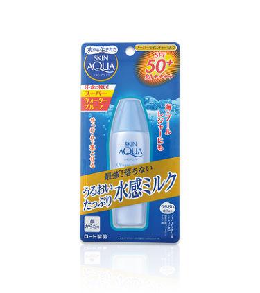 スーパーモイスチャーミルク / スキンアクア