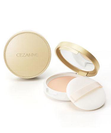 UVシルクフェイスパウダー / CEZANNE