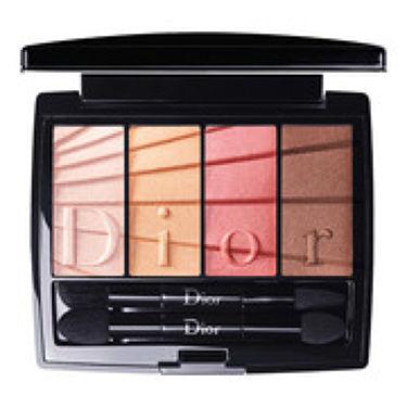 Dior カラー グラデーション パレット
