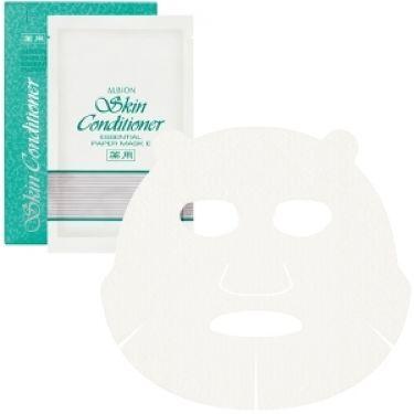 アルビオン 薬用スキンコンディショナー エッセンシャル ペーパーマスク E / ALBION