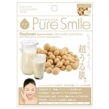 エッセンスマスクシリーズ 大豆イソフラボン / Pure Smile