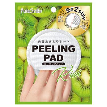 ピーリングパッド キウイの香り / Pure Smile