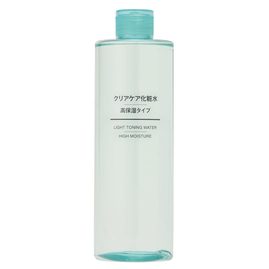 クリアケア化粧水 高保湿タイプ