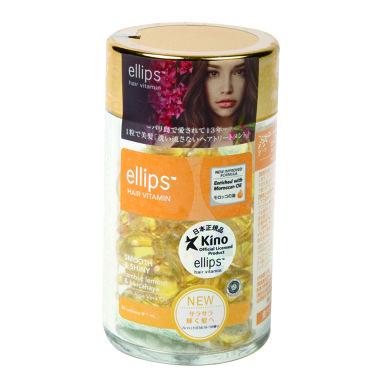 スムース&シャイニー SMOOTH&SHINY【ボトルタイプ】 / ellips