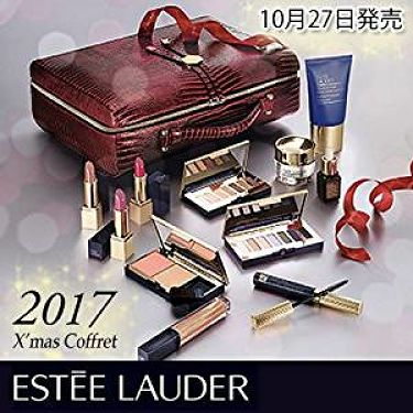 ESTEE LAUDER クリスマスコフレ2017