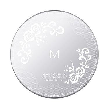 M クッション ファンデーション (ウェディングパーリー) / MISSHA