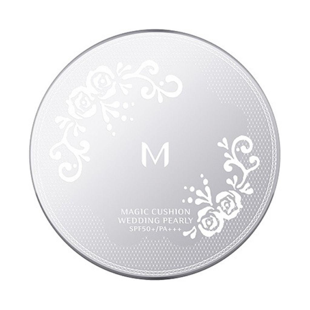 M クッション ファンデーション (ウェディングパーリー) MISSHA