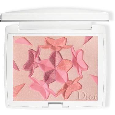 Dior スノー ブラッシュ&ブルーム パウダー