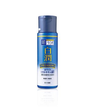 白潤プレミアム 薬用浸透美白化粧水 / 肌ラボ