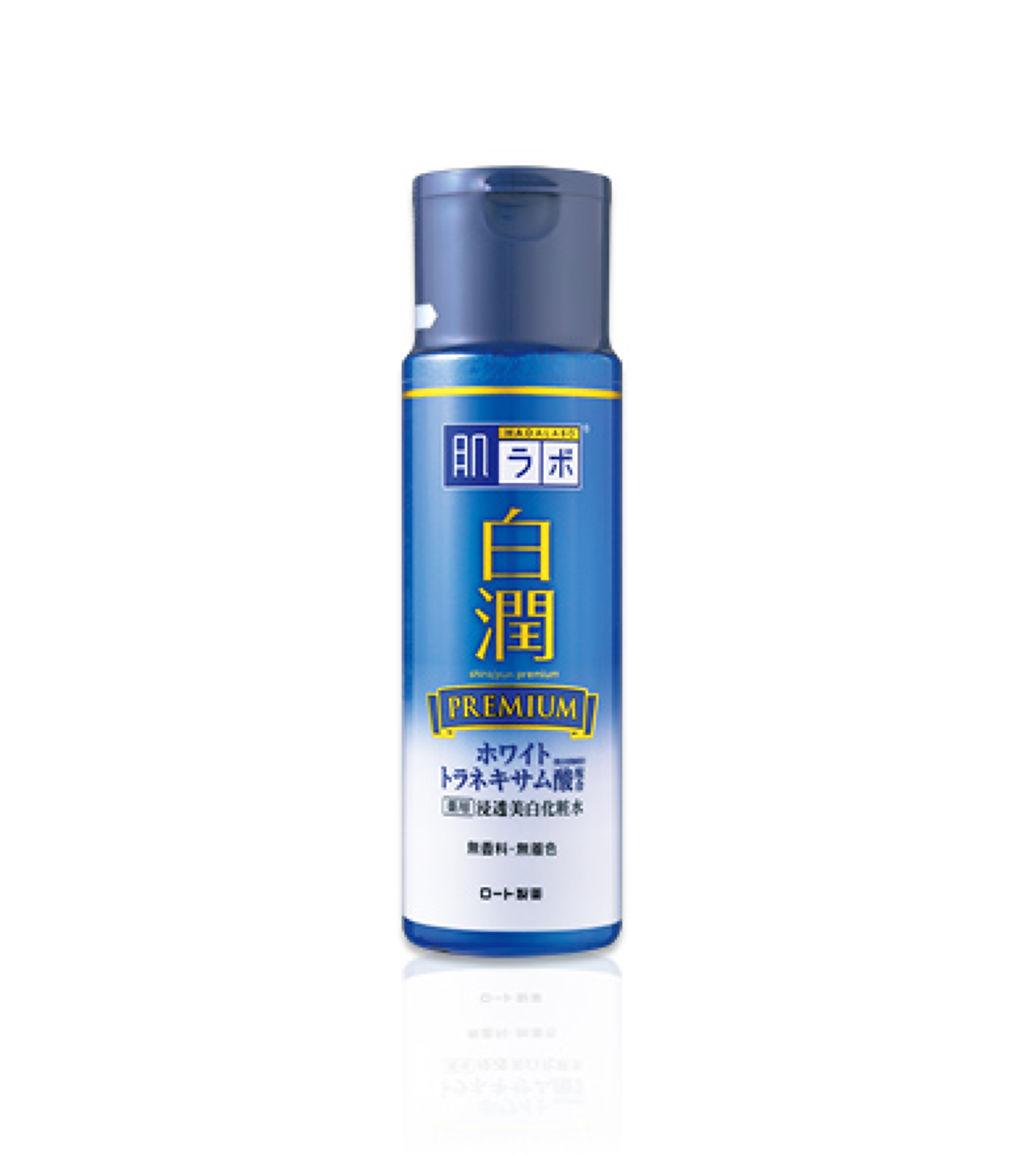 白潤プレミアム 薬用浸透美白化粧水 肌ラボ