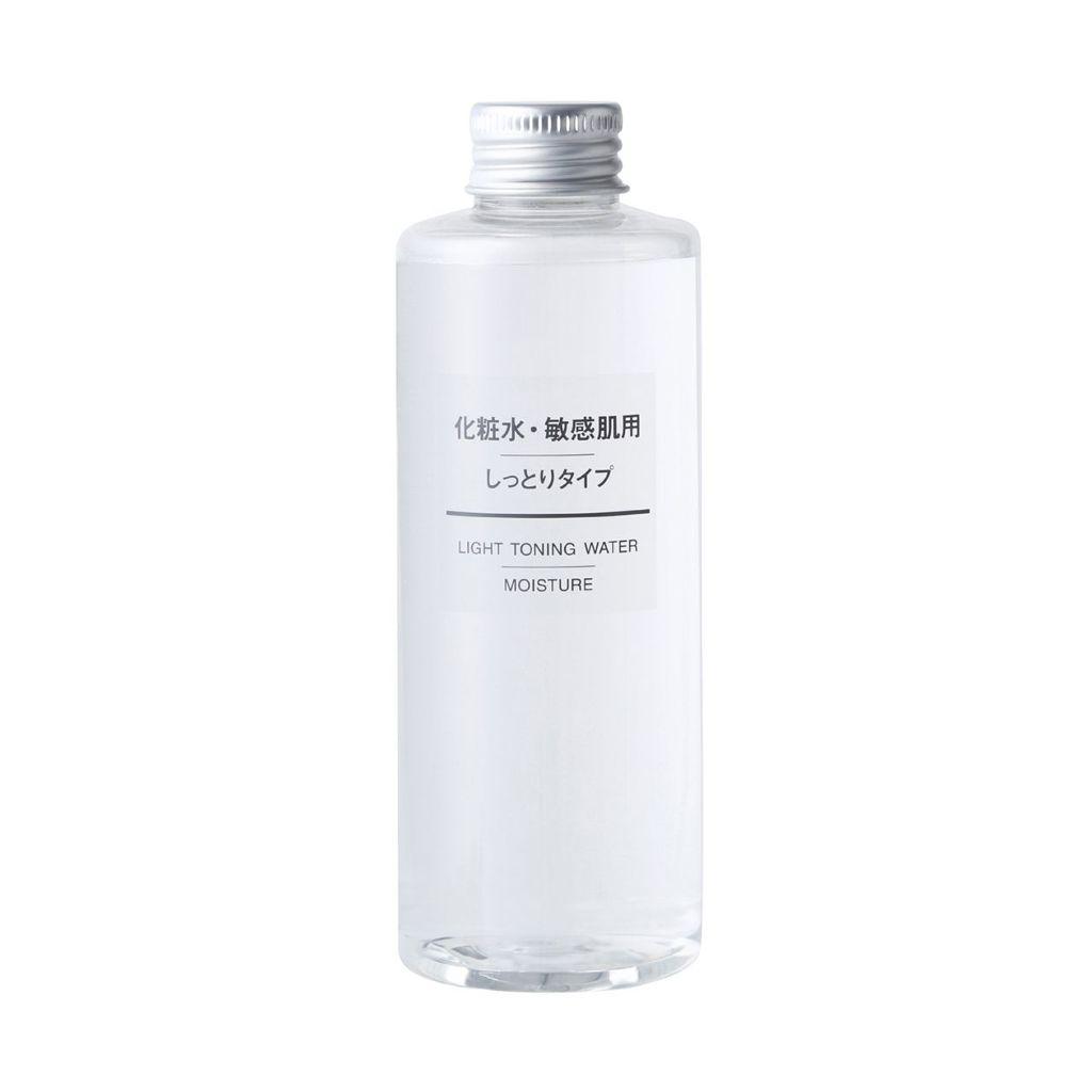 化粧水・敏感肌用・しっとりタイプ 無印良品