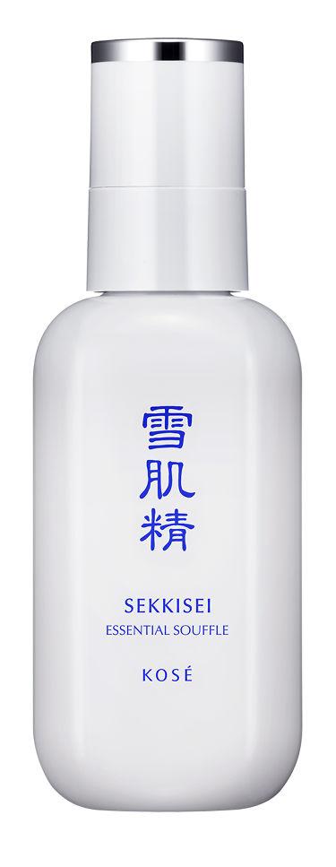 2019/9/16発売 雪肌精 エッセンシャル スフレ