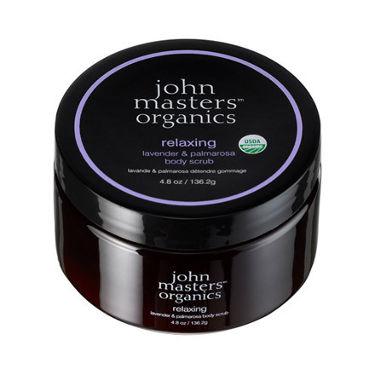 L&Pリラックスボディスクラブ(ラベンダー&パルマローザ) / john masters organics