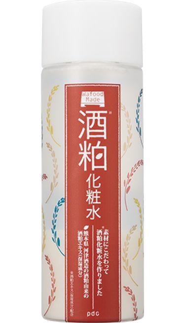 ワフードメイド 酒粕化粧水