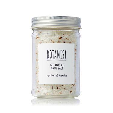 05月11日発売 BOTANIST ボタニカルバスソルト(アプリコット&ジャスミン)