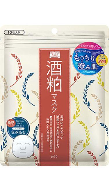 ワフードメイド 酒粕マスク pdc